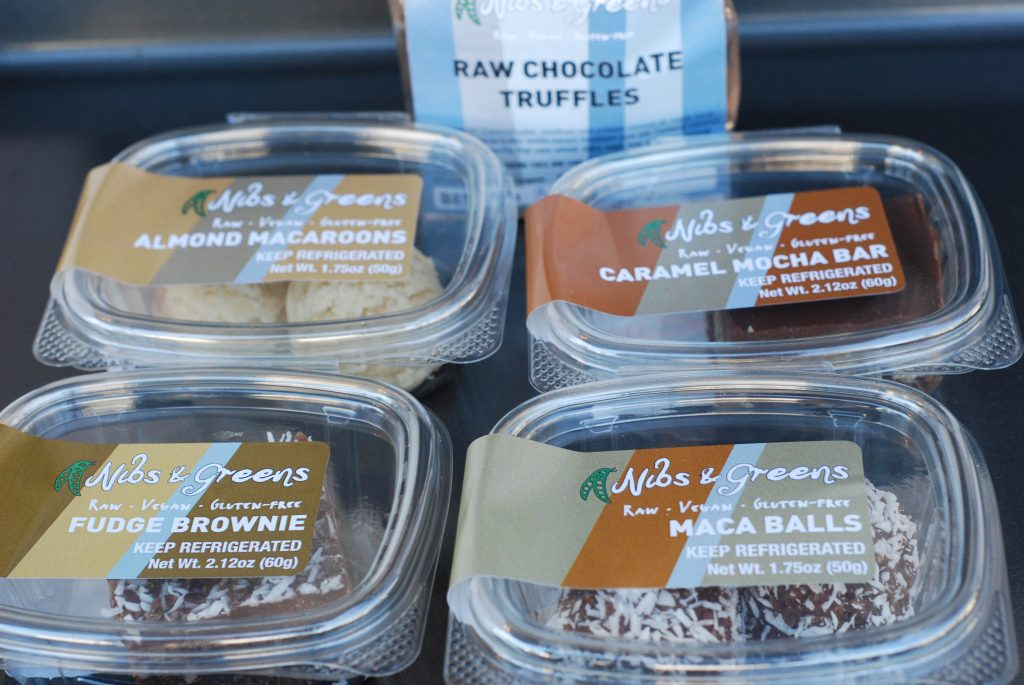 Packaged treats1